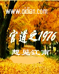 官道之1976 作者:想见江南
